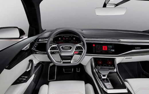 Audi infotainment Android