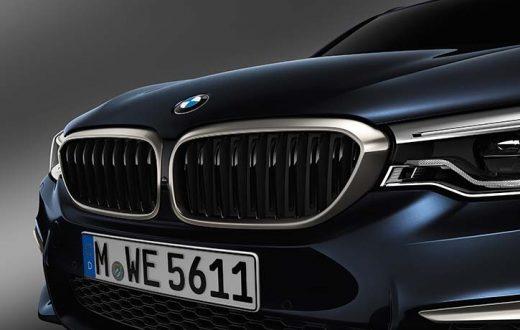 BMW M550d xDrive 2018