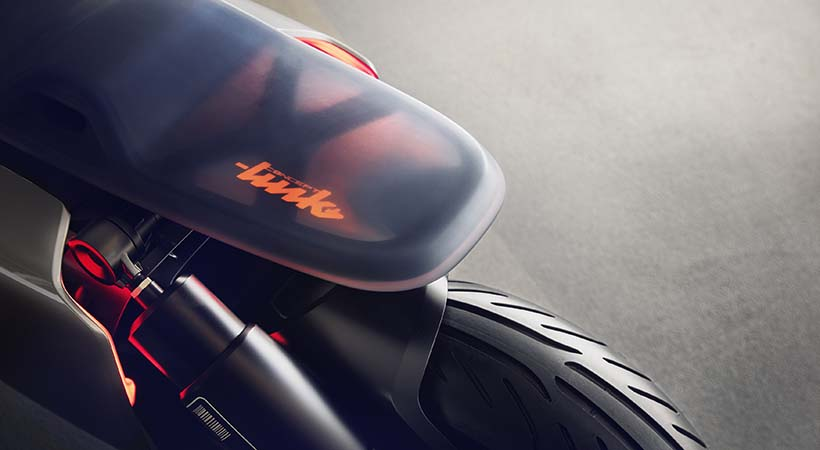 BMW Motorrad Concept Link