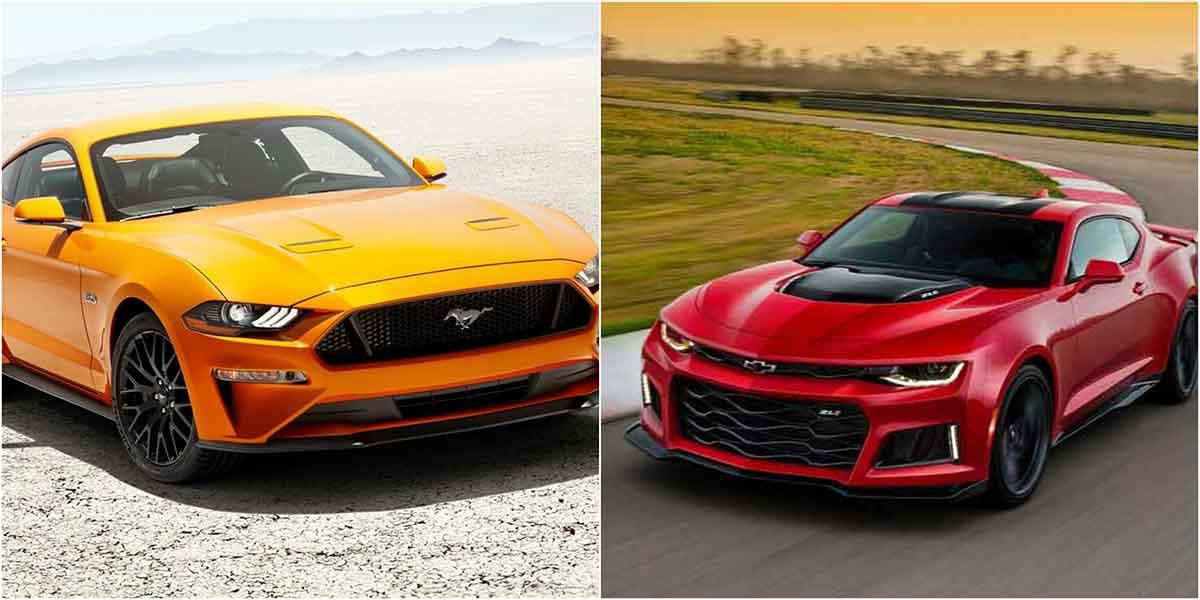¿Por qué Chevrolet Camaro 2017 está vendiendo más que Ford Mustang?