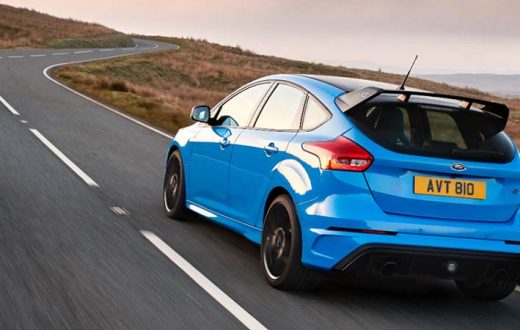 Focus RS Performance Limited-Edition 2018