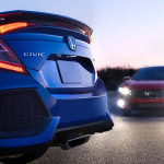 Honda Civic Si 2017