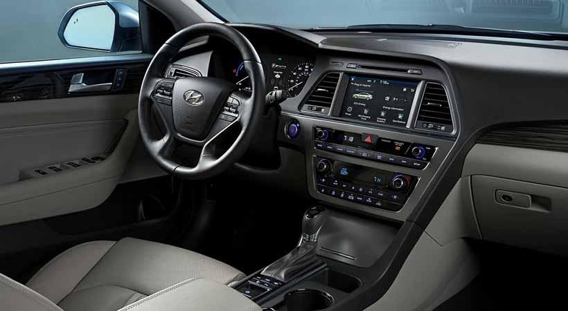 Hyundai Sonata Plug-In Hybrid 2017, precio, autos nuevos,