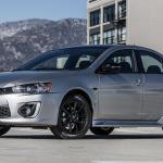 Mitsubishi Lancer 2017 Limited Edition