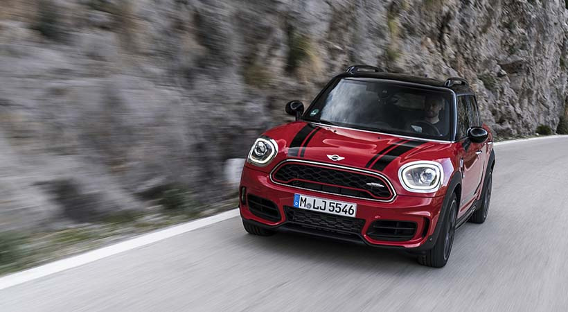 MINI John Cooper Works Countryman 2017_01