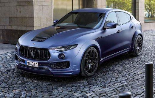 Maserati Levante Novitec Esteso