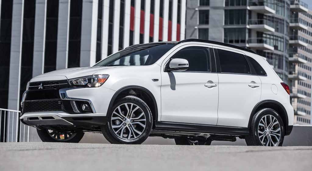 mitsubishi outlander sport sel 2017 precio versiones autoproyecto. Black Bedroom Furniture Sets. Home Design Ideas