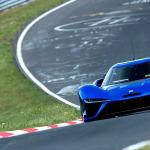 Nio EP9 destruye récord en el Nürburgring