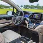 Honda Odyssey 2018; precio y detalles