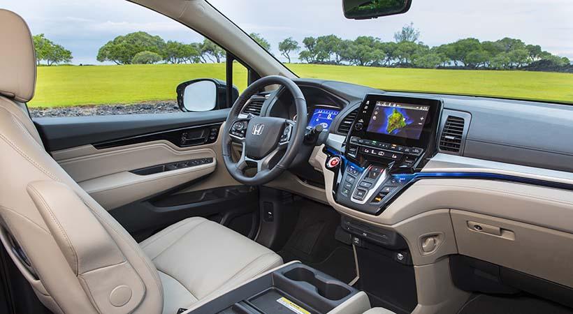 Honda Odyssey 2018, precio y detalles