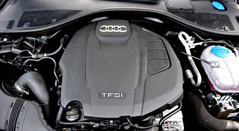 Test Drive Audi A6 Quattro Triptonic 2017