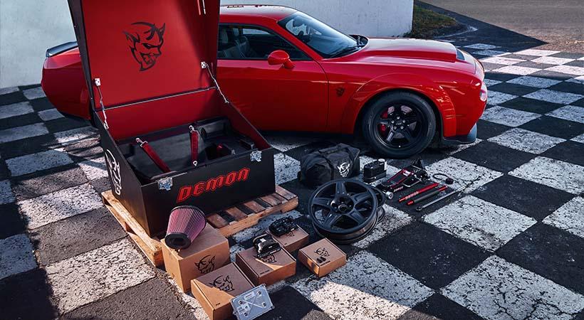 Precio Dodge Challenger SRT Demon 2018