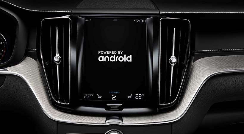 Google-Volvo