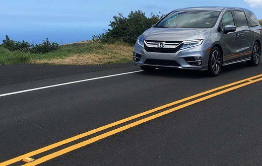 (Continúa leyendo para conocer todos los detalles delTest Drive Honda Odyssey 2018 en Hawái)
