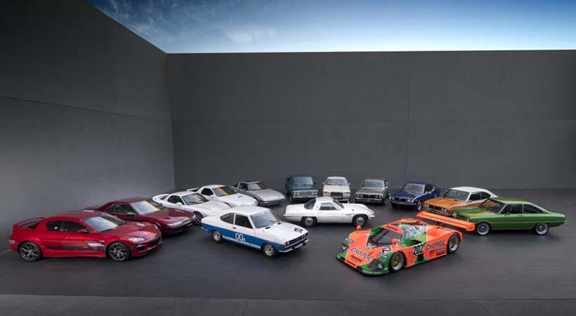Mazda celebra medio siglo de innovación