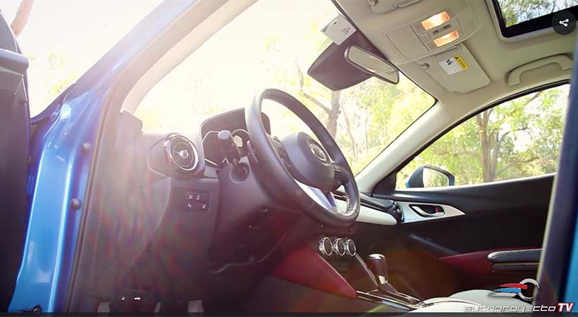 Video Test Drive Mazda Cx-3 AWD 2017