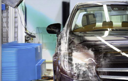 Mercedes-Benz usa rayos X