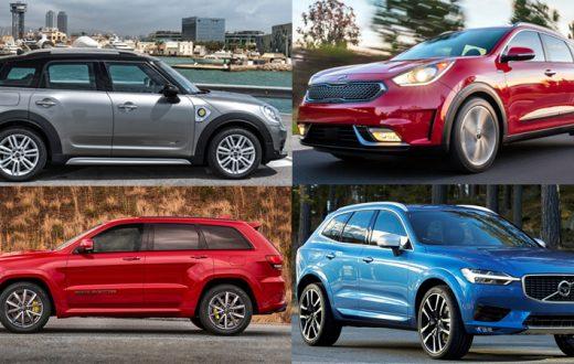Top 5 autos para cada tipo de mamá