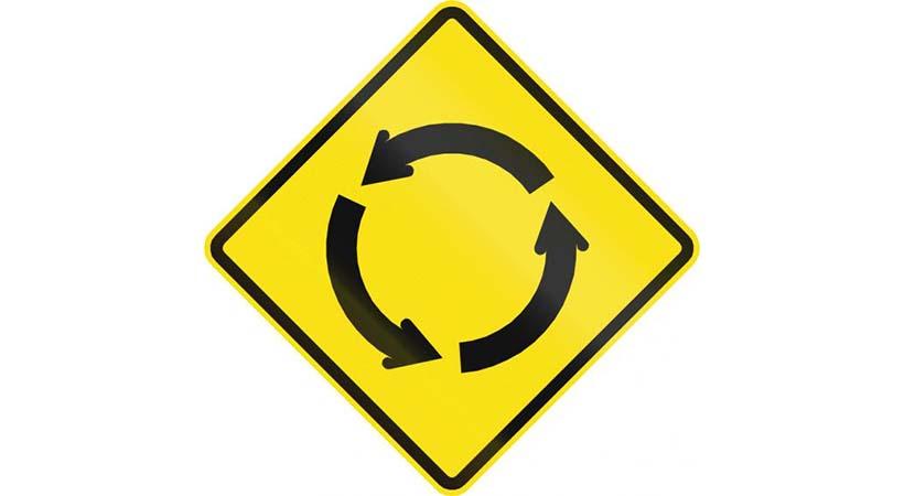 Top 5 consejos para manejar en las rotondas