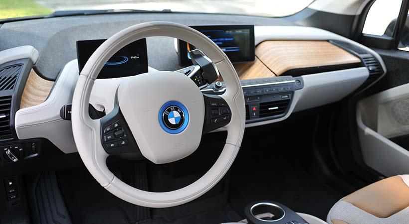 Test Drive BMW i3 2017