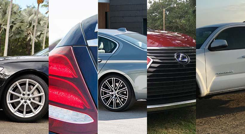 Top 11 autos con menos muertes por accidente