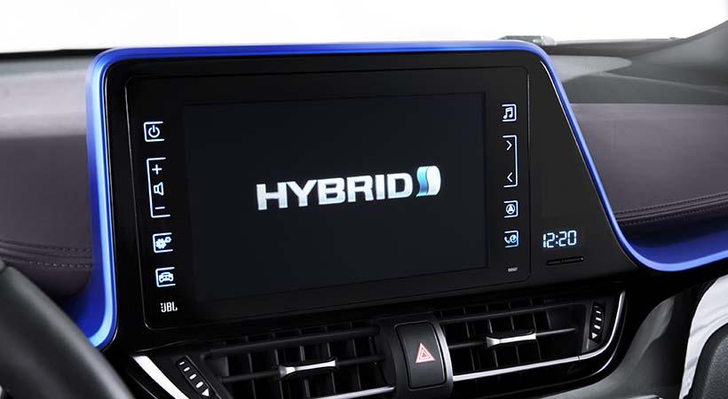 Top 5 detalles Toyota C-HR 2018