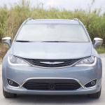 Test Drive Chrysler Pacifica Hybrid Platinum 2017