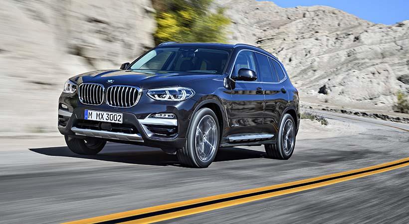 BMW X3 2018