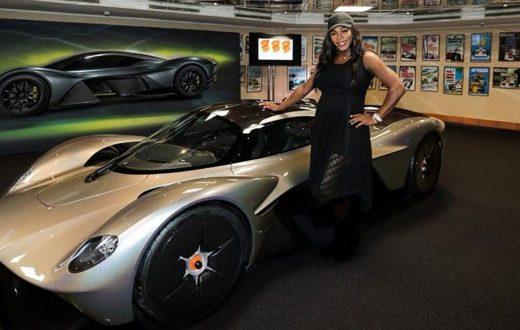 Aston Martin Valkyrie filtrado