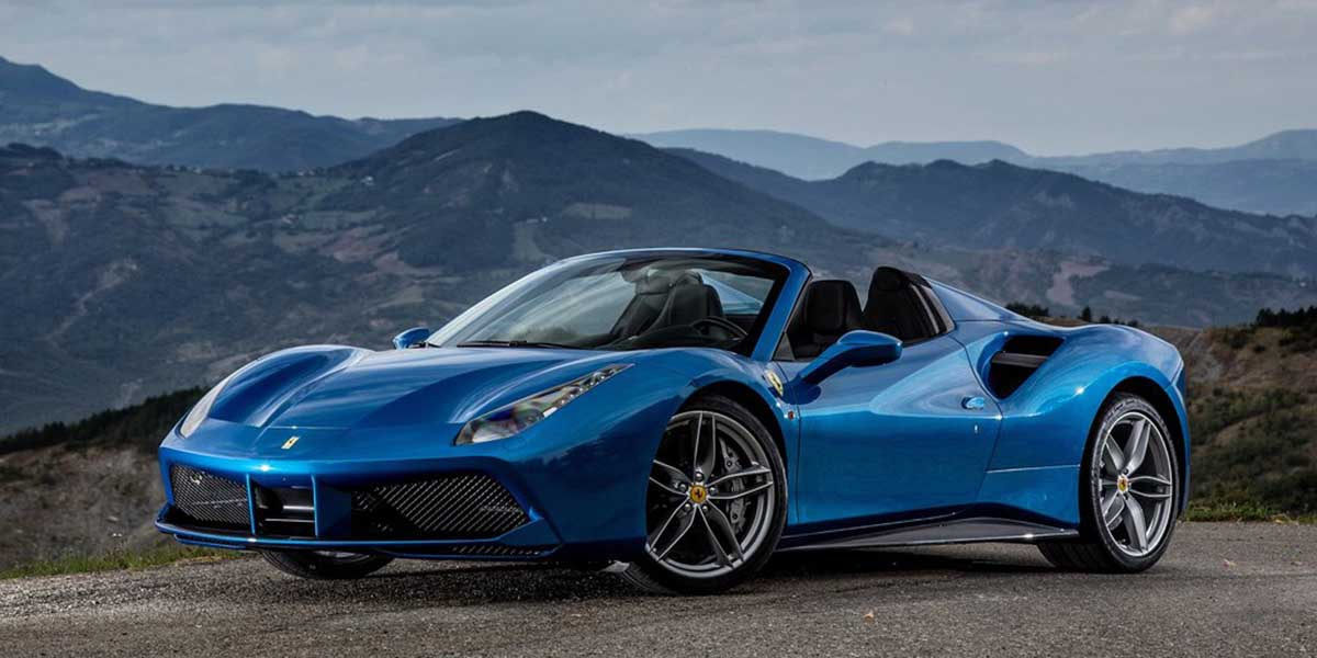 Precio Ferrari 488 Spider 2017 Autoproyecto