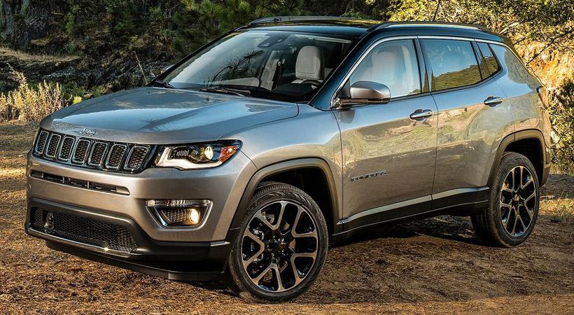 Autos con caídas en ventas en el 2017