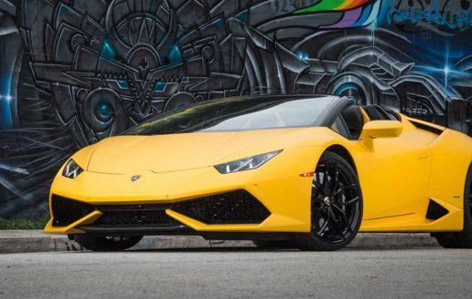 Lamborghini Huracán Spyder LP 610-4 2017