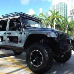 MOPAR Jeep Switchback en Miami