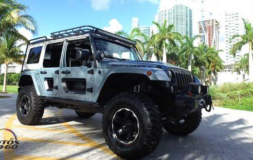 MOPAR Jeep Switchback en Miami