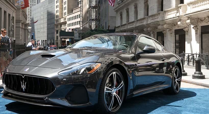 Maserati GranTurismo MC 2018