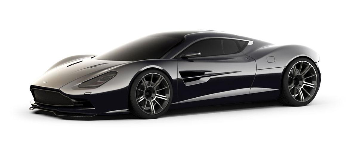 Aston Martin fabricará un rival del Ferrari 488 GTB