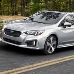 Video Subaru Impreza 2017