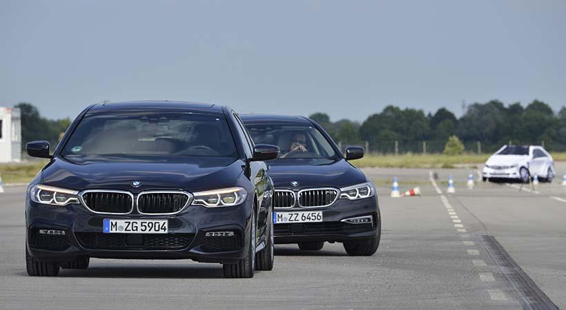 Conducción Autónoma BMW