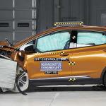Prueba de choque Chevrolet Bolt EV 2017