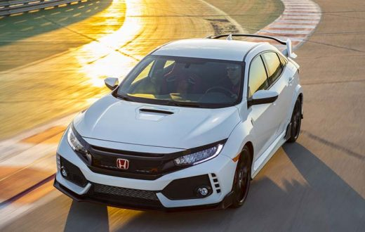 Honda Civic Type-R por $60,000