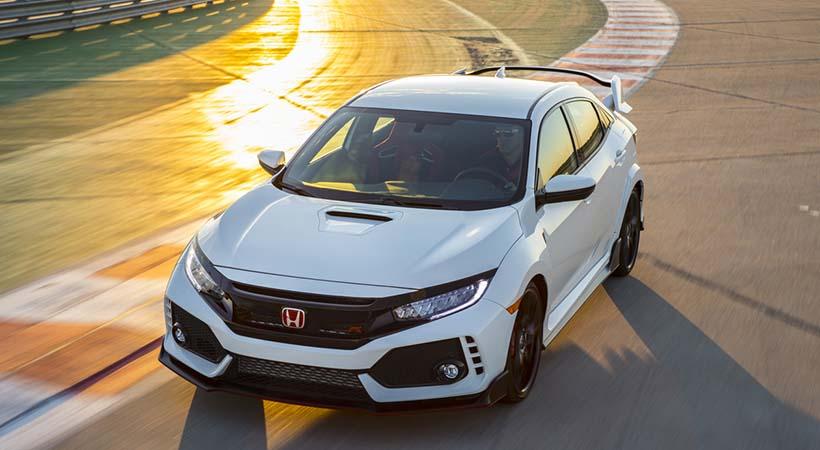 Honda Civic Type-R por $60,000
