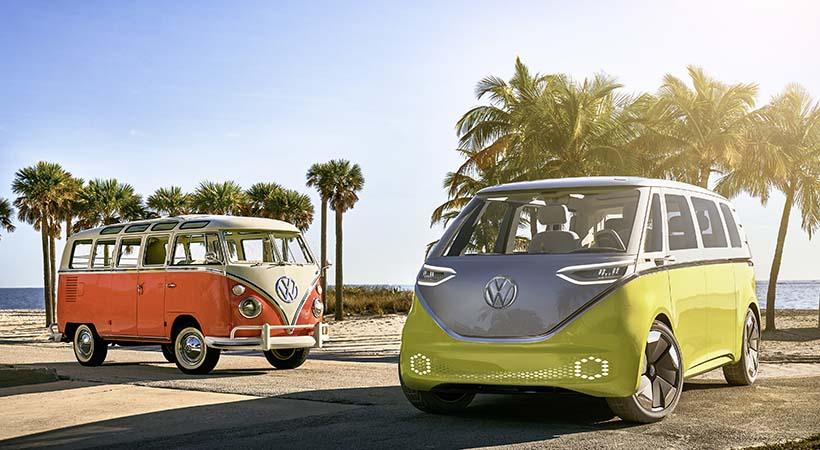 Volkswagen I.D. Buzz confirmado para su producción