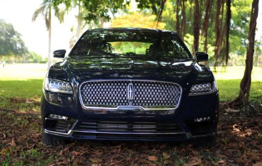 Lincoln Continental Black Label 2017