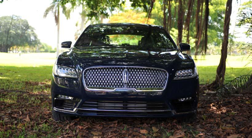 Lincoln Continental Black Label 2017