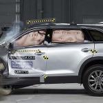 Mazda CX-9 2017 máxima calificación en seguridad