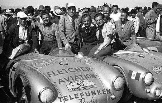 Todas las victorias Porsche
