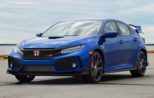 Primer Honda Civic Type-R para Estados Unidos a la venta en subasta