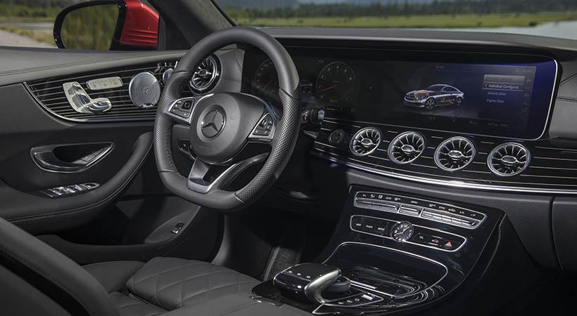 Test Drive Mercedes-Benz E400 4MATIC 2018