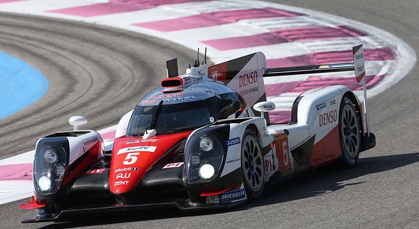 Tecnología Toyota Hybrid en las 24 Horas de Le Mans