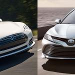 Toyota terminó su acuerdo con Tesla